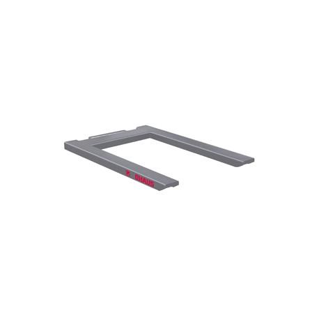 Pèse-palette VE en acier inox + indicateur T32XW OHAUS