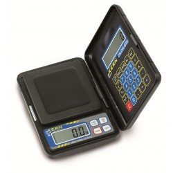 Balance de poche CM avec calculatrice KERN
