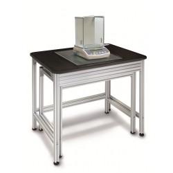 TABLE DE PESAGE PLATEAU MARBRE ANTI-VIBRATION