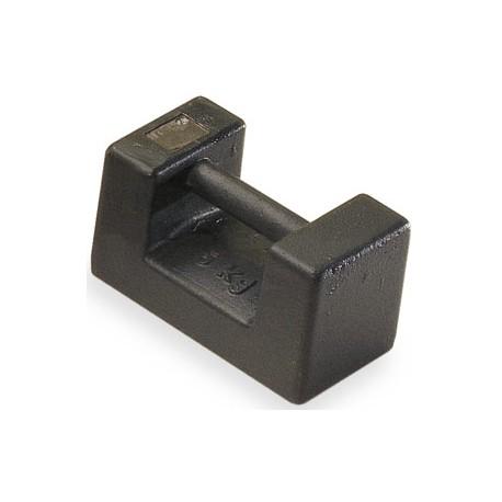 Poids blocs individuels en fonte laqu e de 5kg 50kg classe m3 kern pesage - Poids baignoire fonte ...