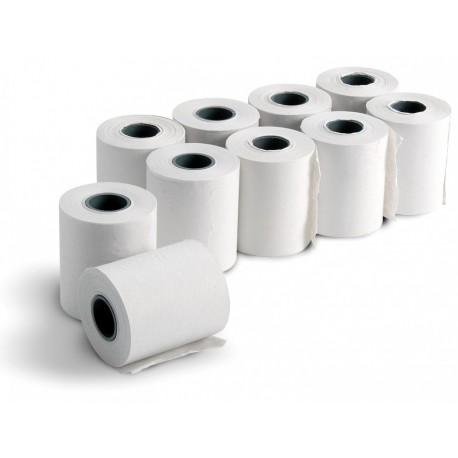 Cartons de 50 Bobines en 57 mm thermiques