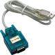 RS232 vers câble interface USB (doit être commandé avec le câble RS-232)