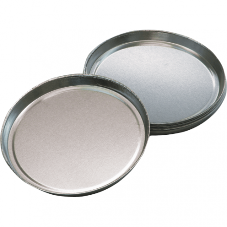 Coupelles en aluminium (250)