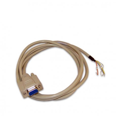 Câble pour liaison PC 9 Pin pour TxxXw,CKW55 et CW11