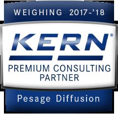 Les balances Kern